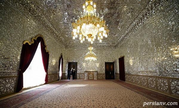 کاخ مرمر پس از ۴۱ سال بازگشایی شد