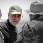 تصویر دیده نشده از سردار سلیمانی در سوریه