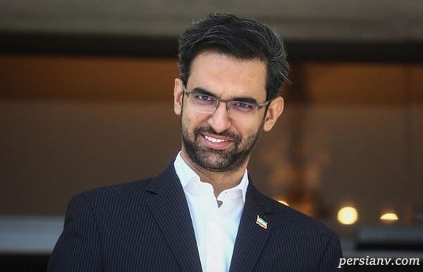 وزیر ارتباطات در نماز جمعه تهران در جایگاهی متفاوت