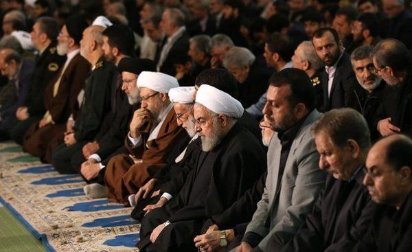 وزیر ارتباطات در نماز جمعه تهران