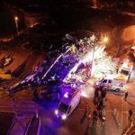 جزئیات زلزله شرق ترکیه و فیلم لحظه وقوع آن در برنامه زنده