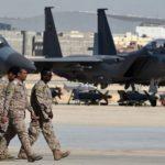 رسانه روسی از پایگاه عین الاسد آمریکا تصاویری منتشر کرد