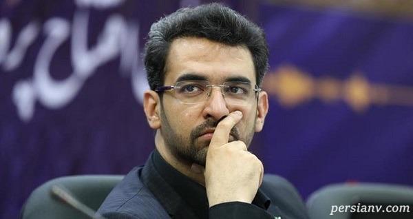 سوژه شدن لاکچری بودن کفش وزیر ارتباطات در نماز جمعه
