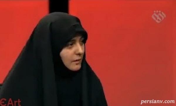 زینب ابوطالبی ، مجری جنجالی شبکه افق از مردم عذرخواهی کرد