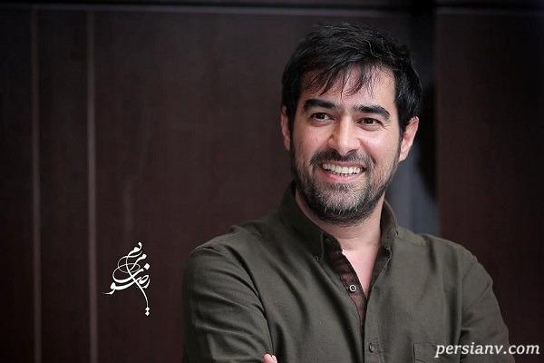شهاب حسینی در کالیفرنیا در مهمانی این شخص معروف