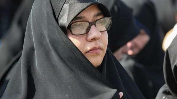 همسر شهید حججی