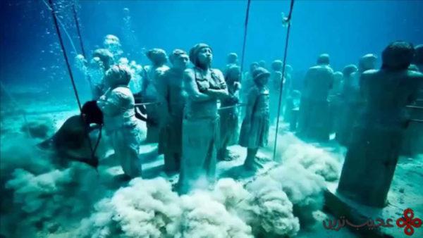 ۵ رستوران زیر دریا در کشور مالدیو ، بسیار زیبا