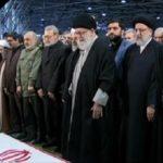 شهدایی که رهبر انقلاب بر سر پیکرشان حاضر شدند