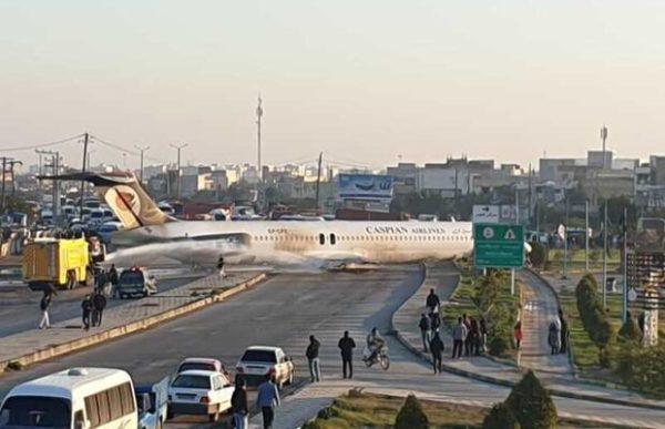 انتشار علت وقوع سانحه هواپیمای تهران ماهشهر
