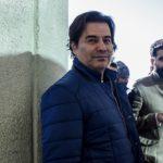 چهره جدید پیمان قاسم خانی با ریش های سفید و خیلی شکسته