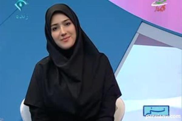 فحاشی به مجری زن تلویزیون بعد از کنارهگیری