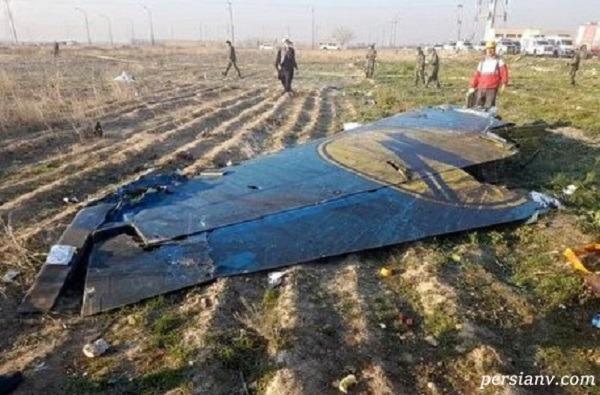 فرضیه جدید دلیل سقوط هواپیمای اوکراین و توضیحات دانشگاه تهران