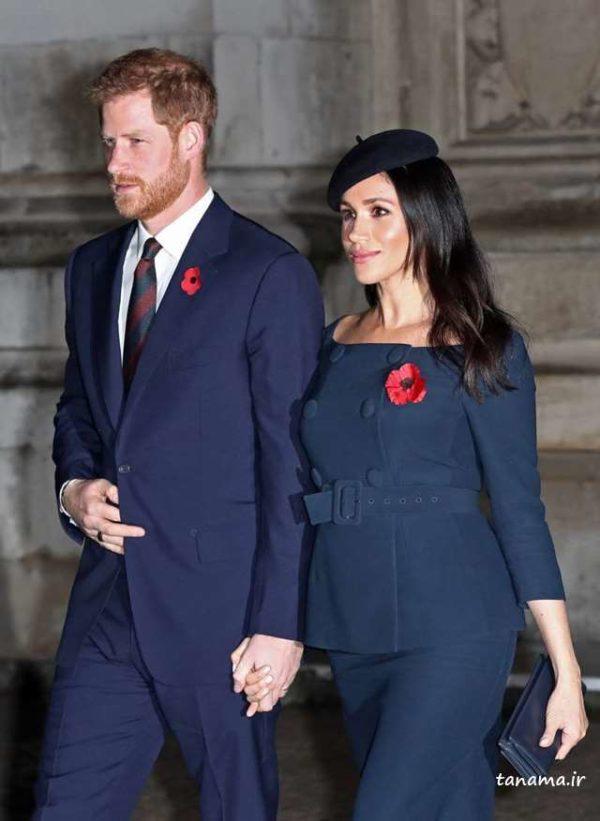 لباس شاهزاده هری