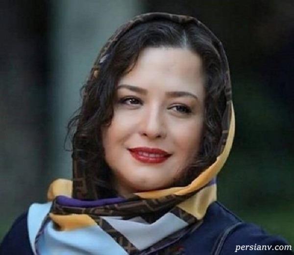 سانسور لباس مهراوه شریفی نیا