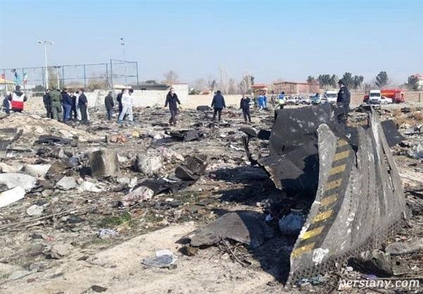 نجات یافتگان هواپیمای اوکراینی چه کسانی بودند ؟!