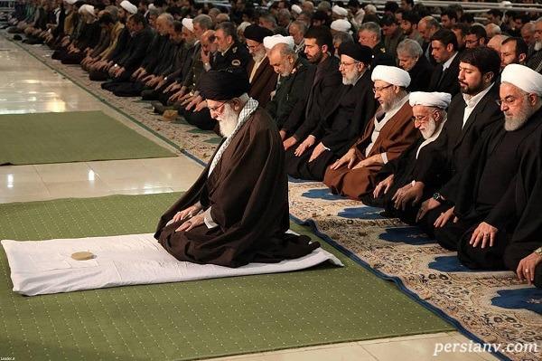 حضور مسئولین در نماز جمعه این هفته تهران