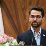 وزیر ارتباطات و همسرش در نماز جمعه و واکنش وزیر به کفش لاکچری اش !