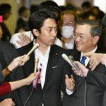 وزیر محیط زیست ژاپن با گرفتن مرخصی زایمان جنجال ساز شد؟!