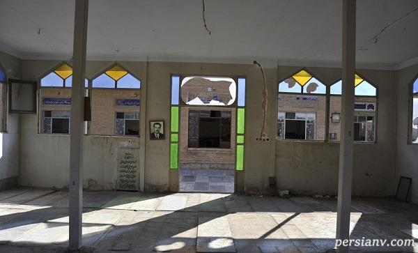 وضعیت اسفناک و ناجور قبرستان باغ رضوان قم