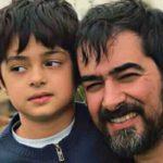 انگلیسی صحبت کردن پسر کوچک شهاب حسینی در فستیوال فیلم کالیفرنیا