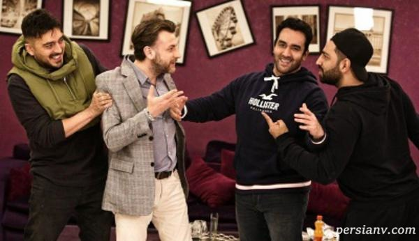 شام ایرانی با حضور بازیگران ایرانی و خارجی و چهرههای سیاسی !