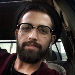 پست جدید محسن افشانی با لباس زندان