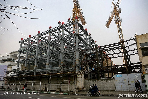 آخرین وضعیت ساختمان پلاسکو