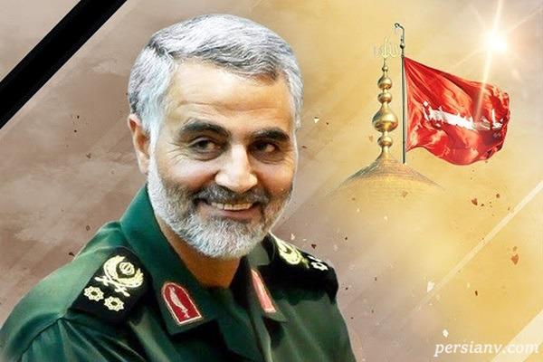 عکسی از آخرین رای سردار شهید سلیمانی