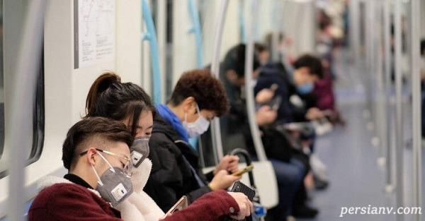 مردی که در مترو ادای ابتلا به کرونا را در آورد بازداشت شد
