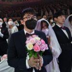ازدواج دسته جمعی در کره جنوبی زیر سایه ترسناک کرونا
