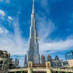 واکنش برج خلیفه دبی در حمایت از مردم ووهان چین