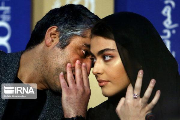 ریحانه پارسا در جشنواره فجر