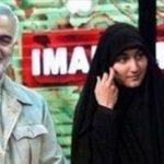اجحاف یک استاد در نمره زینب سلیمانی در دانشگاه و واکنش سردار به آن