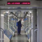 جمع آوری دستگیره های مترو تهران