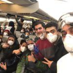 مصاحبه با دانشجویان مقیم چین از داخل محل قرنطینه !