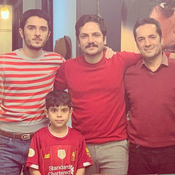 عباس غزالی و برادرش