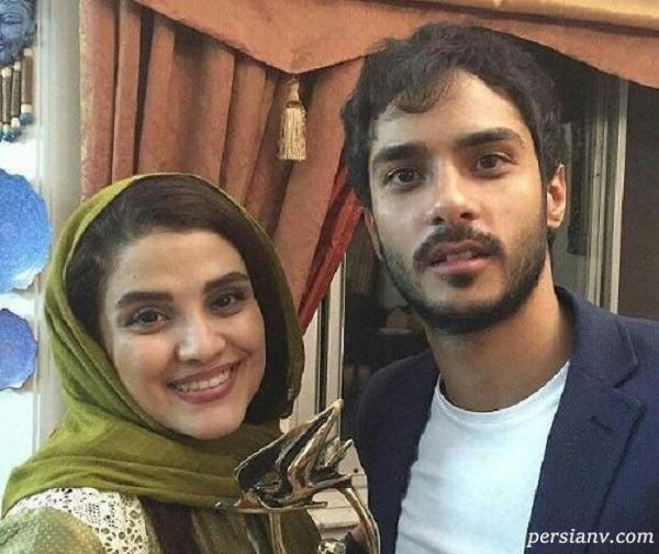 برادر و خواهر سینا مهراد