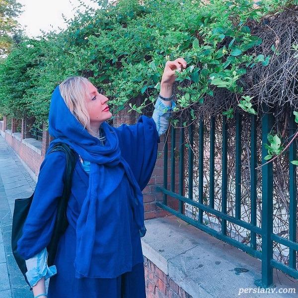 خواهر بزرگ مهناز افشار