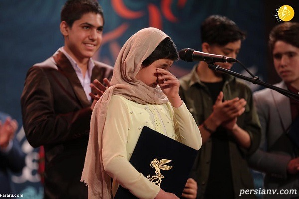 جذابترین لحظه مراسم اختتامیه جشنواره فیلم فجر