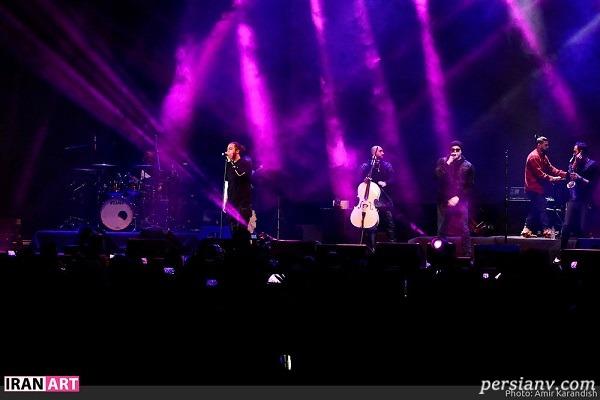 مسیح و آرش در جشنواره موسیقی فجر