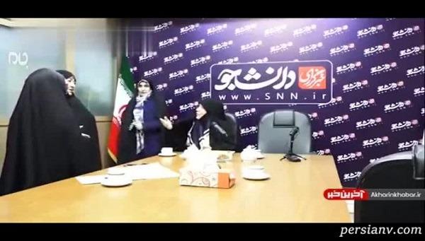 مناظره انتخاباتی مجلس ؛ مورد عجیب در مناظره ۲ نامزد زن در انتخابات