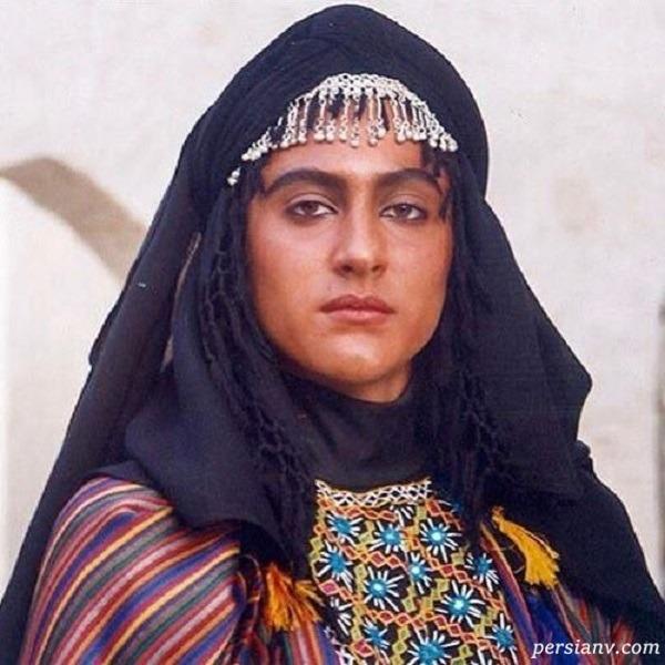 ویشکا آسایش در نقش قطام