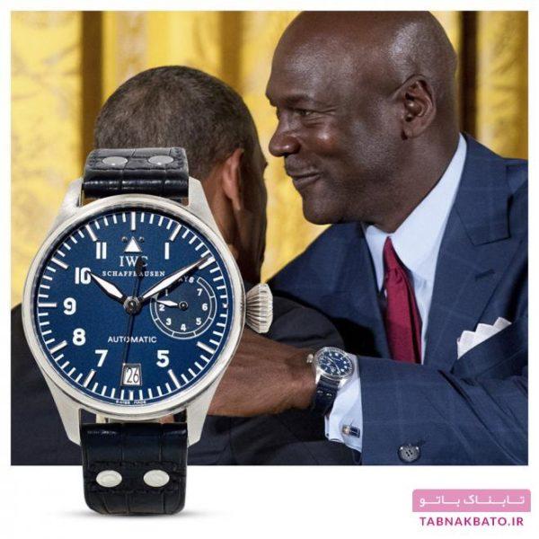 ساعت گرانقیمت مایکل جردن