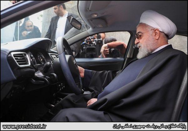 خودروی جدید در ایران