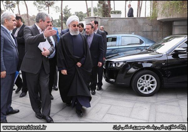خودروی جدید ایرانی