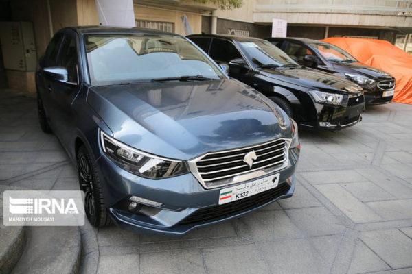 تصاویر خودروی جدید