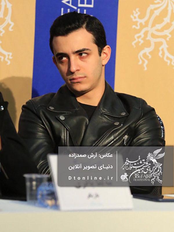 پانتهآ بهرام در جشنواره فجر سر کچل خود را نشان داد