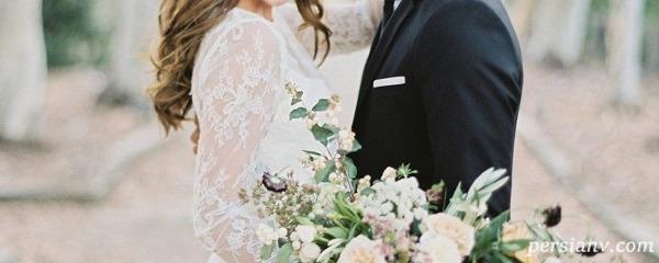 برادر مرده عروس در عروسی خواهرش آمد!