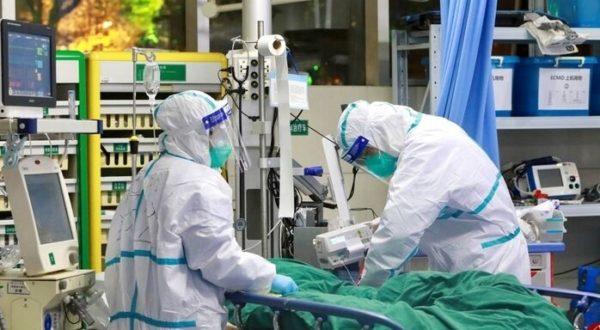 اقدام زیبای بیمار مبتلا به کرونا ویروس در بیمارستان