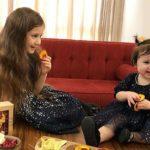 دختر شاهرخ استخری ؛ پناه استخری در اینستاگرام نوروز ۹۹ را تبریک گفت